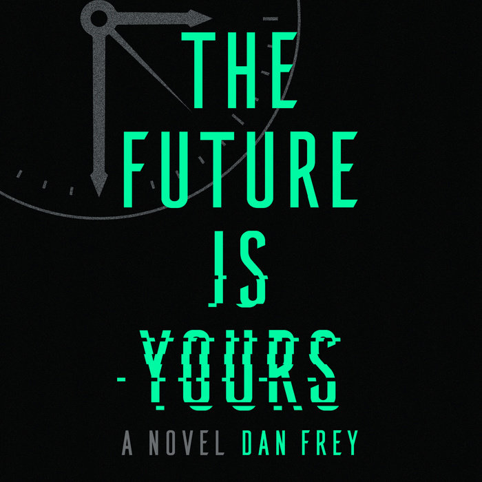 The Future Is Yours Cover