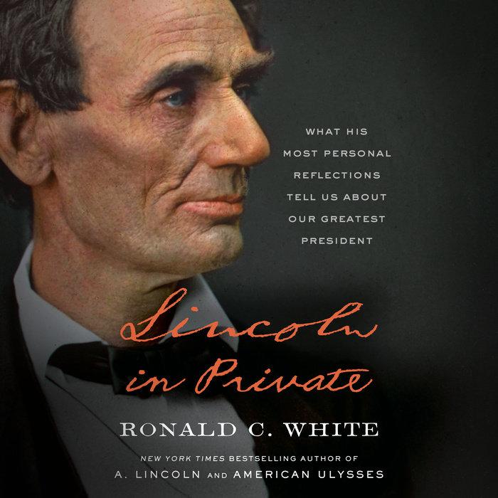 Lincoln in Private Cover