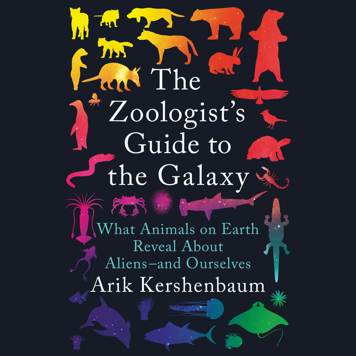 The Zoologist's Guide to the Galaxy Cover