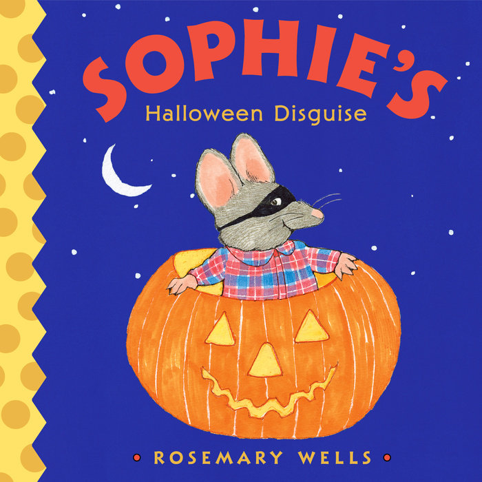 Sophie's Halloween Disguise Cover