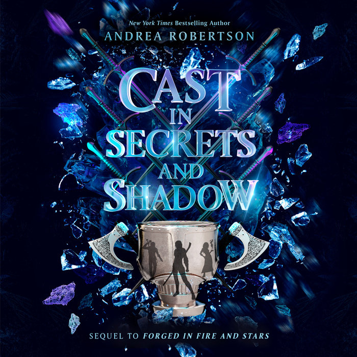 Cast in Secrets and Shadow Cover