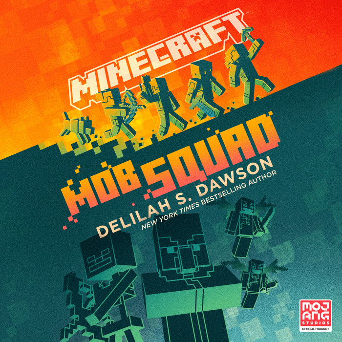 Minecraft: Mob Squad Cover