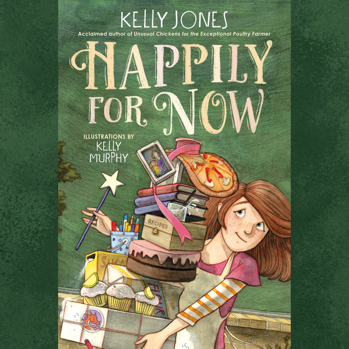 Happily for Now Cover