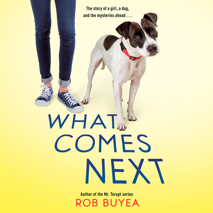 What Comes Next Cover