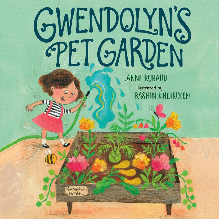 Gwendolyn's Pet Garden Cover