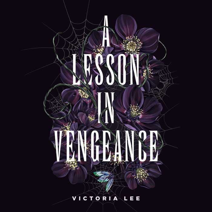 A Lesson in Vengeance Cover