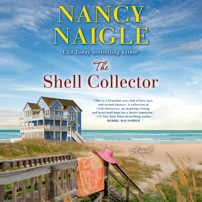 The Shell Collector Cover