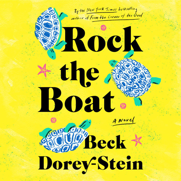 Rock the Boat Cover