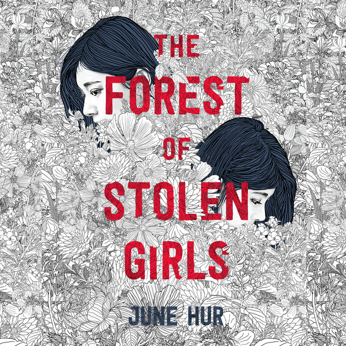The Forest of Stolen Girls Cover