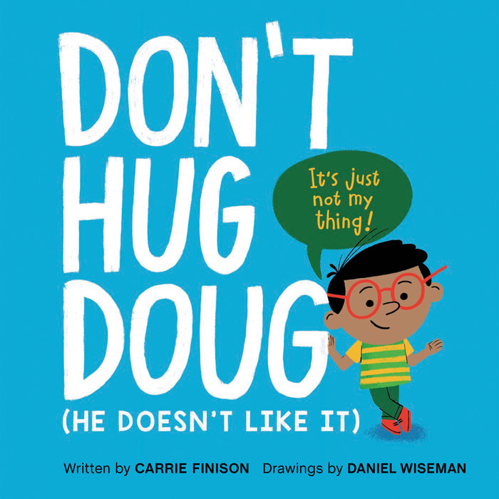 Don't Hug Doug Cover