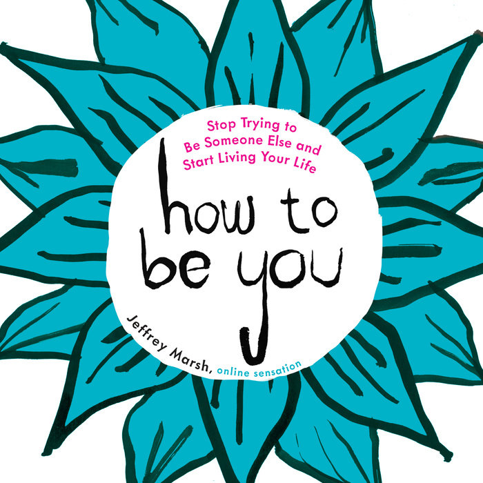 How to Be You Cover