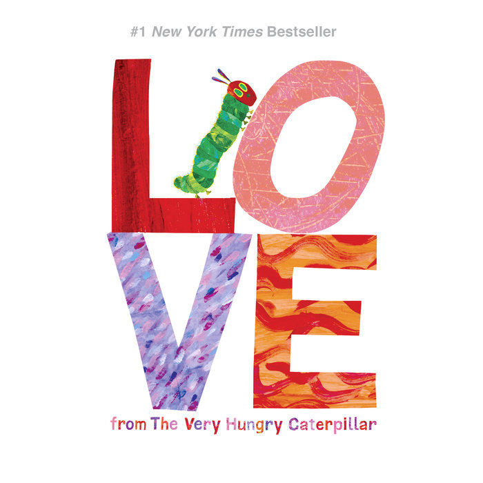 Love from The Very Hungry Caterpillar Cover
