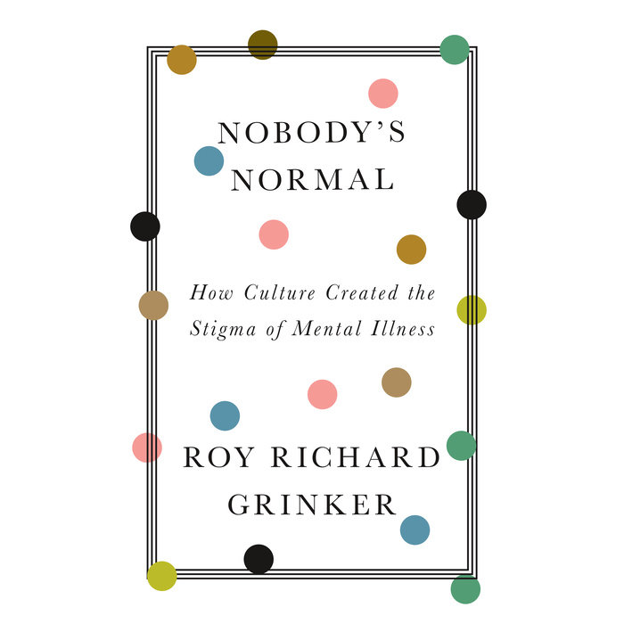Nobody's Normal Cover