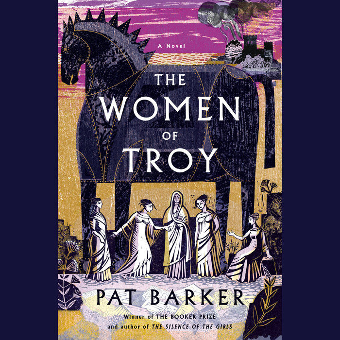 The Women of Troy Cover