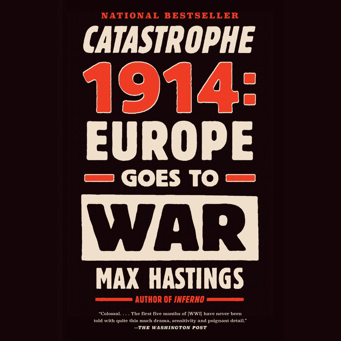 Catastrophe 1914 Cover
