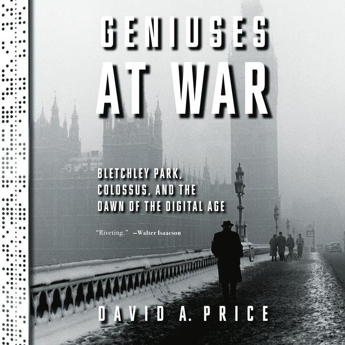 Geniuses at War Cover