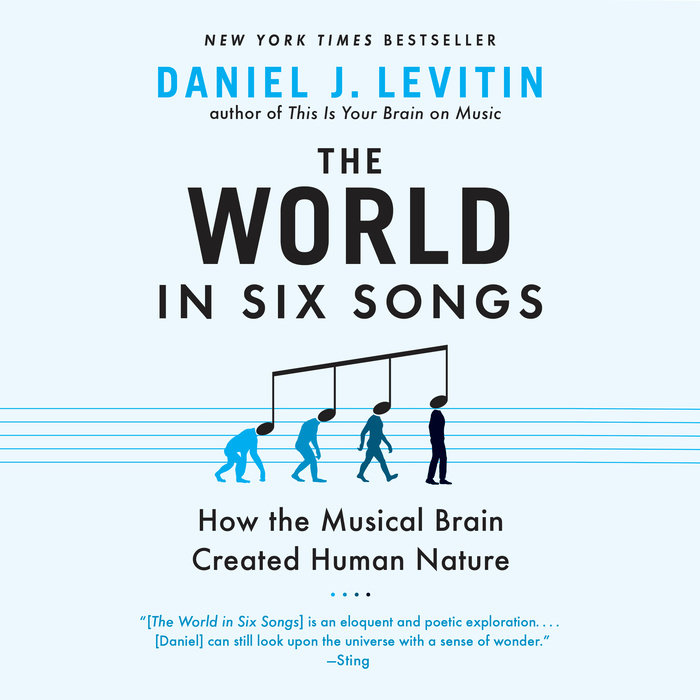 The World in Six Songs Cover