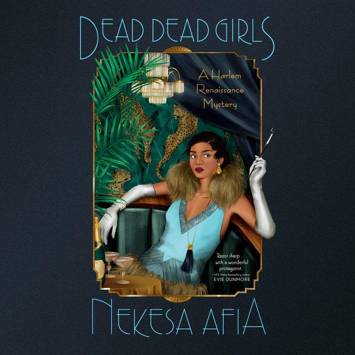 Dead Dead Girls Cover