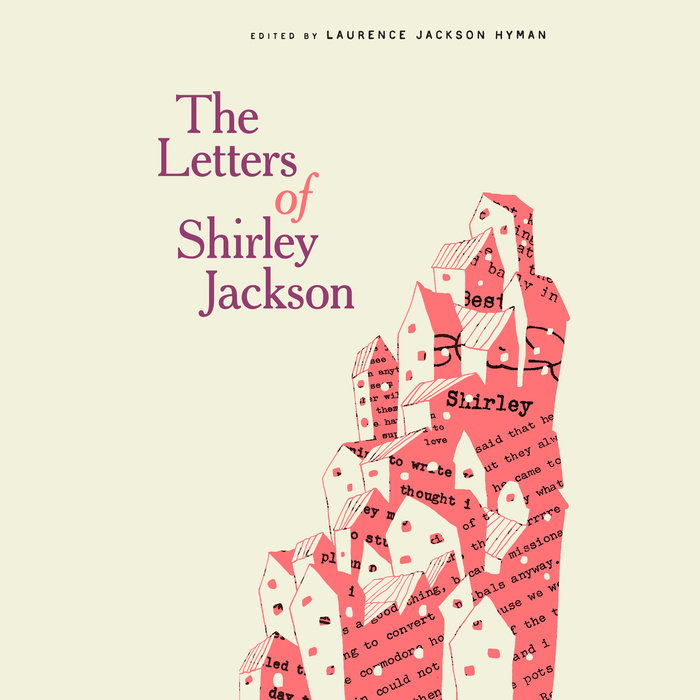 The Letters of Shirley Jackson Cover