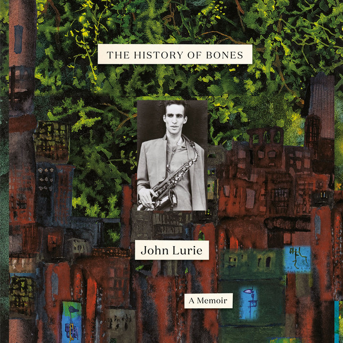 The History of Bones Cover