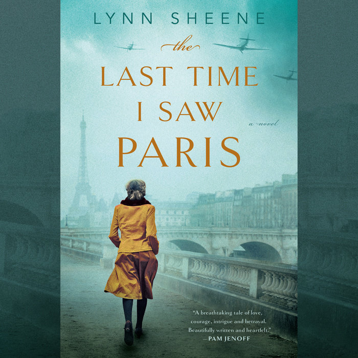 The Last Time I Saw Paris Cover