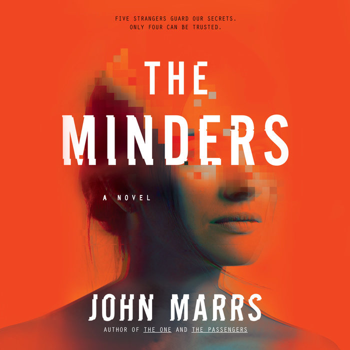 The Minders Cover