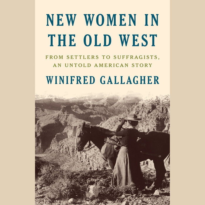 New Women in the Old West Cover