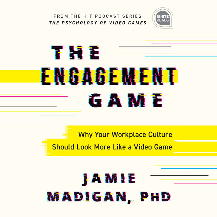 The Engagement Game Cover