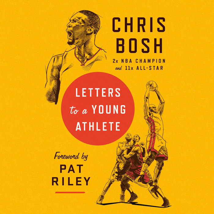 Letters to a Young Athlete Cover