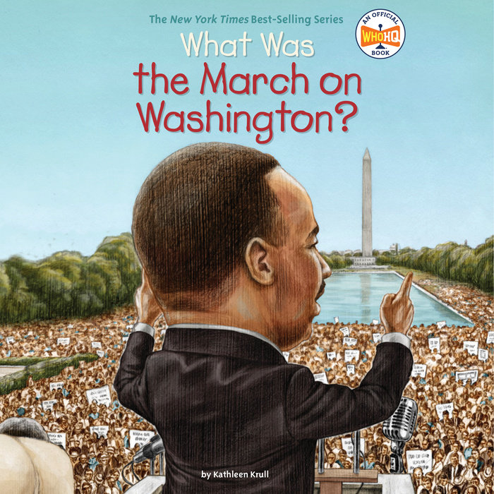 What Was the March on Washington? Cover