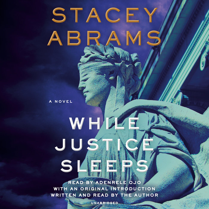 While Justice Sleeps Cover