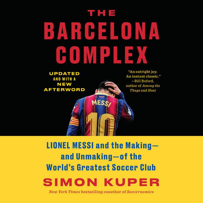 The Barcelona Complex Cover