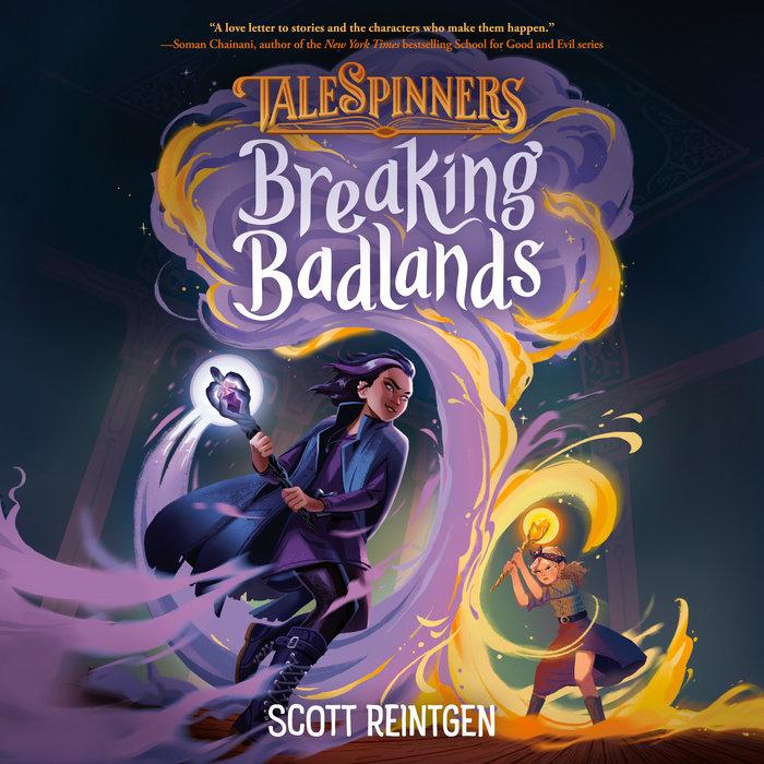 Breaking Badlands Cover