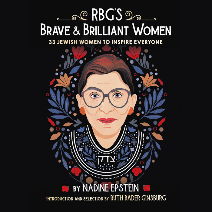 RBG's Brave & Brilliant Women Cover