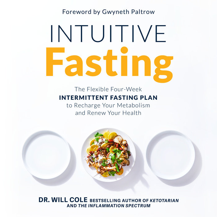 Intuitive Fasting Cover
