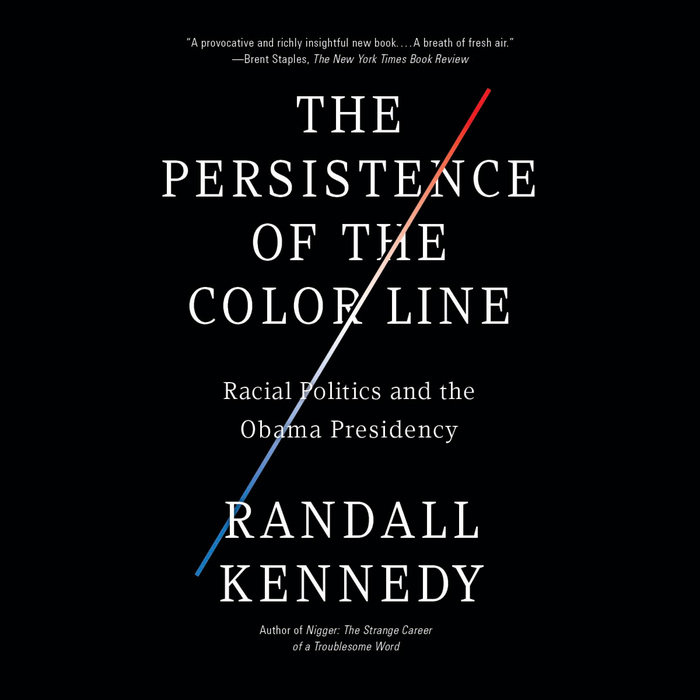 The Persistence of the Color Line Cover