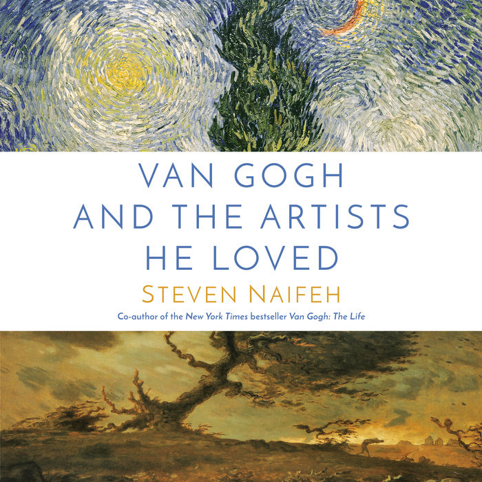 Van Gogh and the Artists He Loved Cover