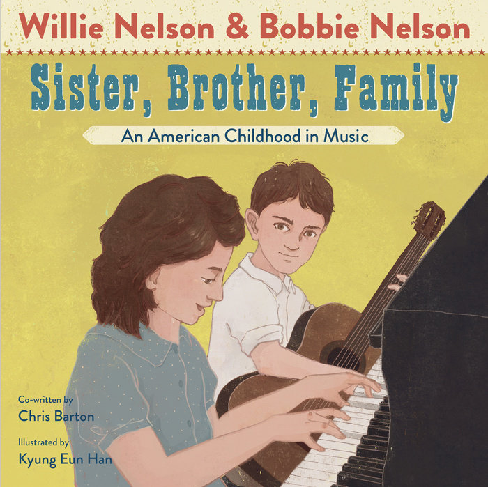 Sister, Brother, Family Cover