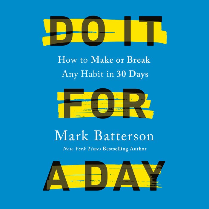 Do It for a Day Cover