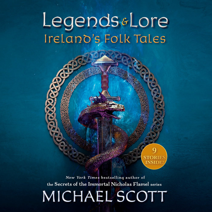 Legends and Lore Cover