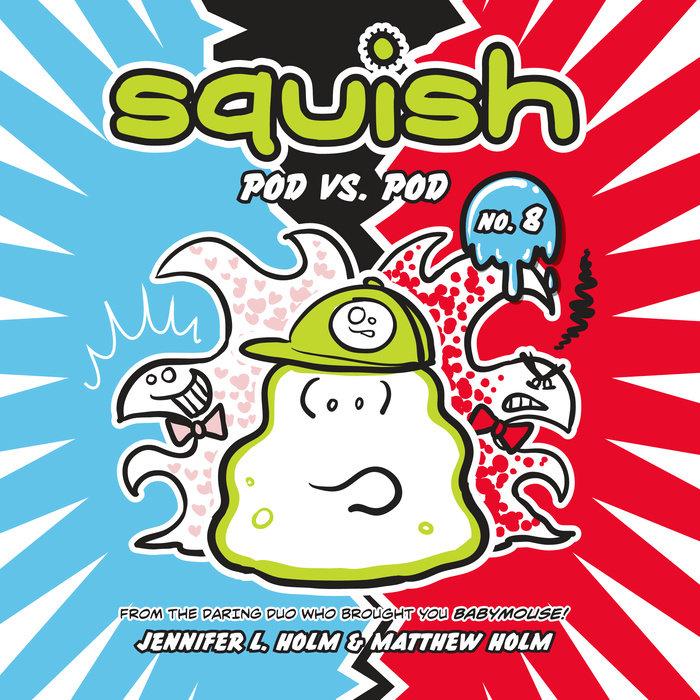 Squish #8: Pod vs. Pod Cover
