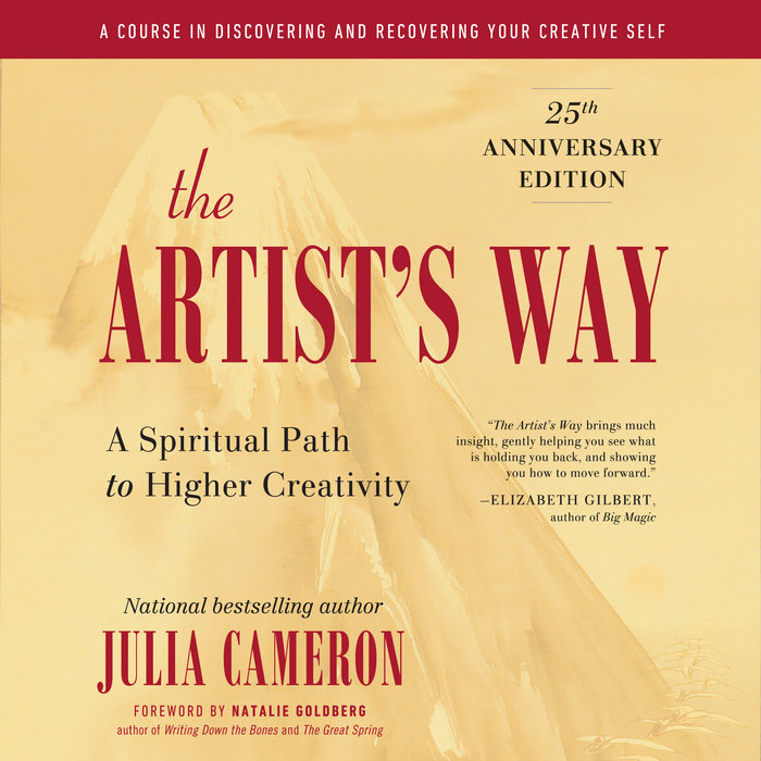 The Artist's Way Cover