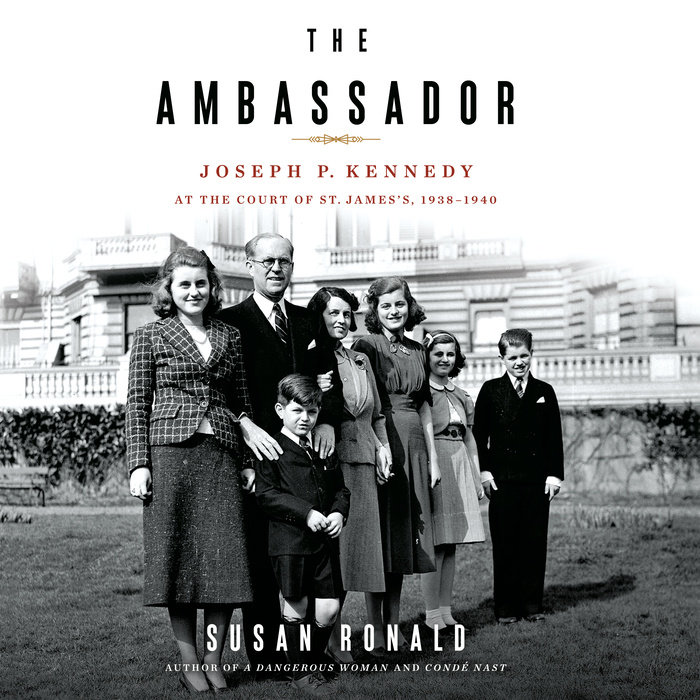 The Ambassador Cover