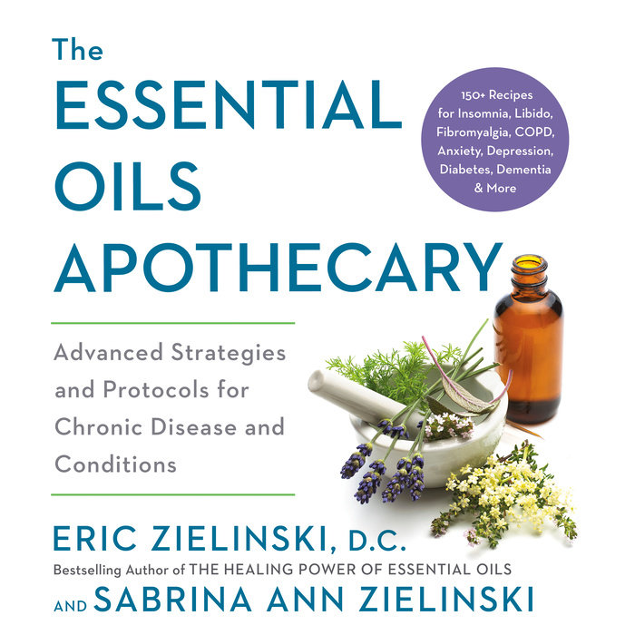 The Essential Oils Apothecary Cover