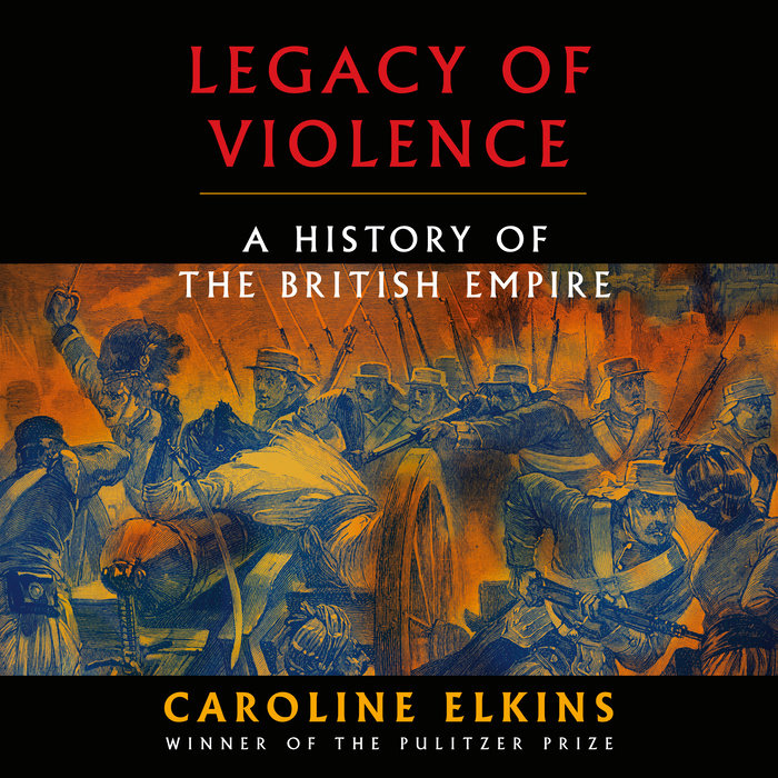Legacy of Violence Cover