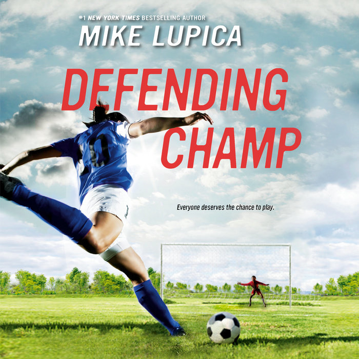 Defending Champ Cover
