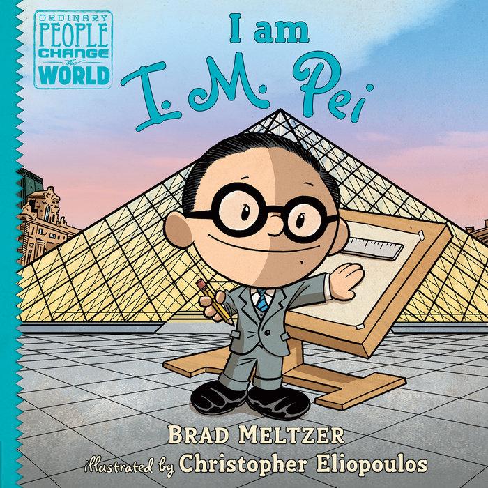 I am I.M. Pei Cover