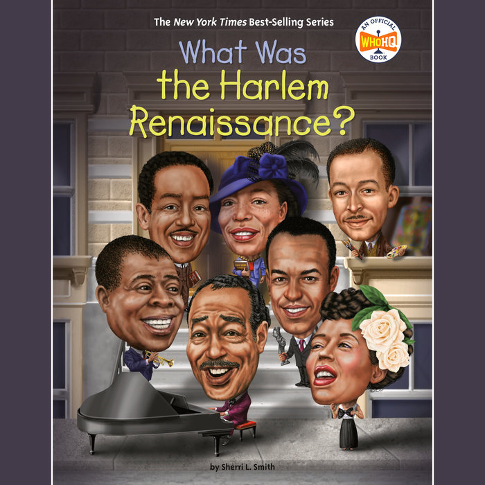 What Was the Harlem Renaissance? Cover