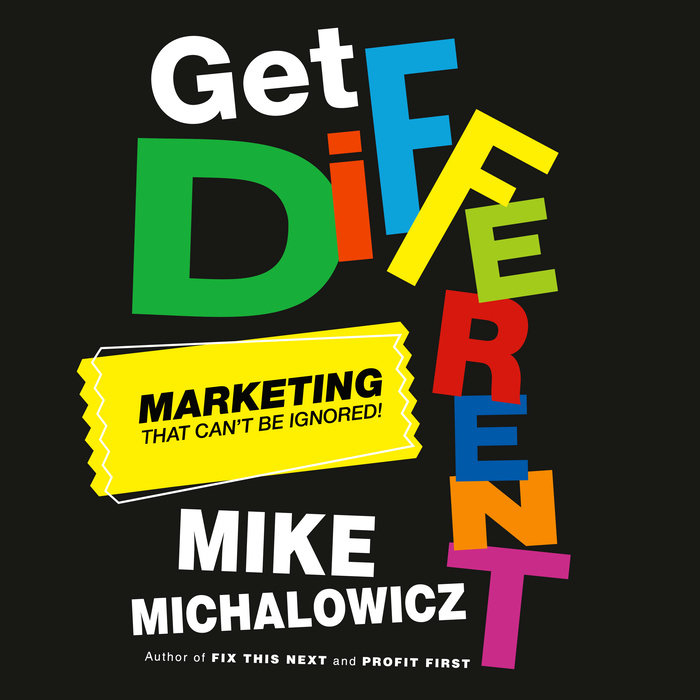 Get Different Cover