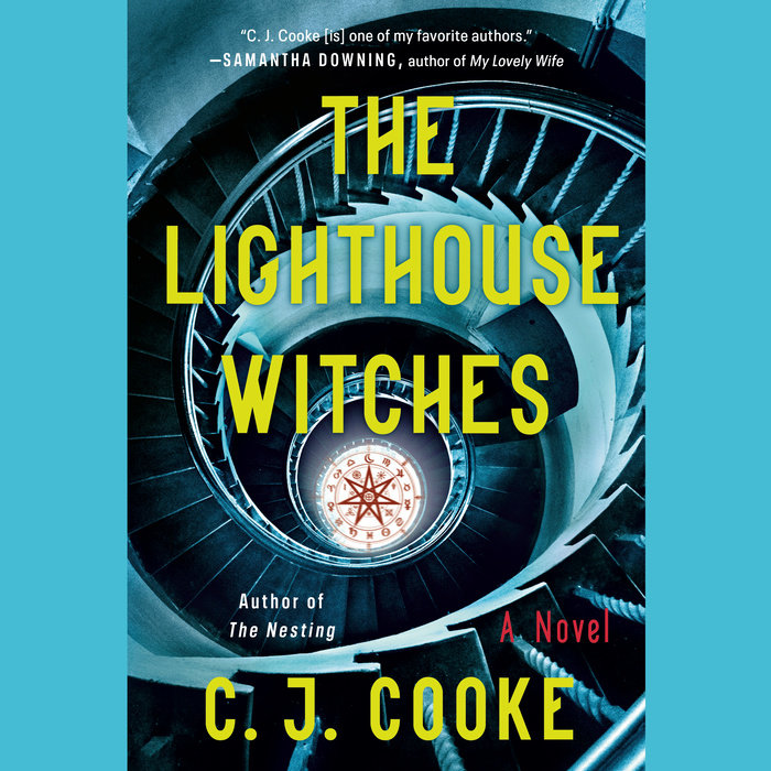 The Lighthouse Witches Cover